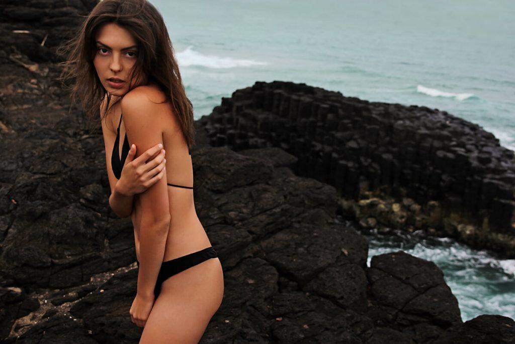 Bikini Portrait